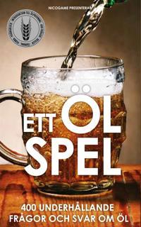 Ett Ölspel : 400 underhållande frågor och svar om öl