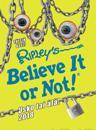 Ripleyn usko tai älä! 2018
