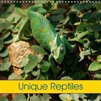 Unique Reptiles 2018