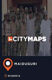 City Maps Maiduguri Nigeria