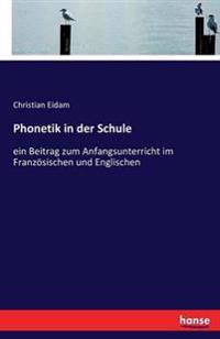 Phonetik in Der Schule