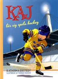 Kaj lär sig spela hockey (litet format)