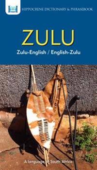 Zulu Dictionary & Phrasebook