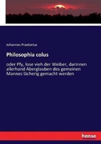 Philosophia colus