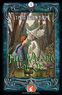 Wizard of Oz Foxton Reader Level 1 (400 headwords A1/A2)