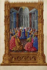 """Pentecost"" by the Limbourg Brothers: Journal (Blank / Lined)"