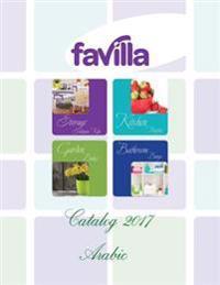 Favilla: Arabic Catalog 2017