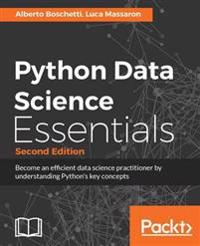 Python Data Science Essentials -