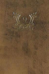 Monogram 9 Journal