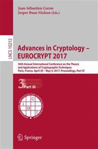 Advances in Cryptology - EUROCRYPT 2017