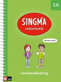 Singma matematik 2A Lärarhandledning