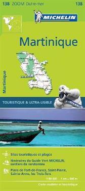 Martinique - Zoom Map 138