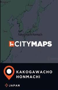 City Maps Kakogawacho-Honmachi Japan