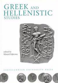 Greek and Hellenistic Studies