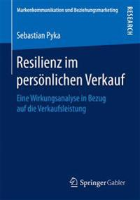 Resilienz Im Persönlichen Verkauf