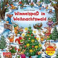 Maxi-Pixi Nr. 240: VE 5 Wimmelspaß im Weihnachtswald