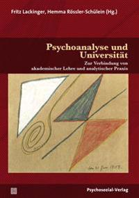 Psychoanalyse und Universität