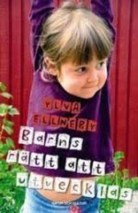 Barns rätt att utvecklas