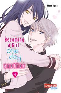 Becoming a Girl one day - another 4