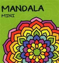 Mandala mini: Grön
