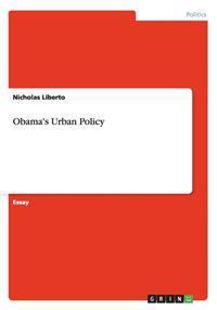 Obama's Urban Policy