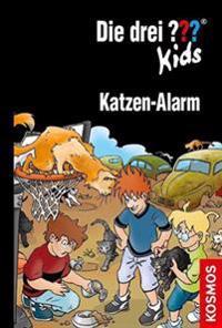 Die drei ??? Kids. Katzen-Alarm (drei Fragezeichen)