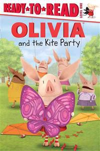 Olivia and the Kite Party