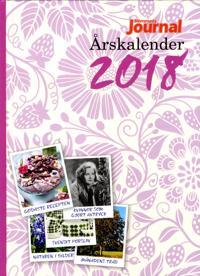 Hemmets Journals årskalender 2018