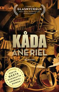 Kåda - Ane Riel - böcker (9789177016953)     Bokhandel