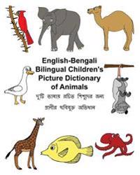 English-Bengali Bilingual Children's Picture Dictionary of Animals