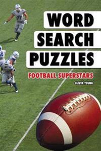 Word Search Puzzles: Football Superstars