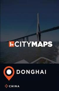 City Maps Donghai China