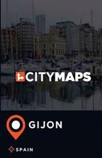 City Maps Gijon Spain