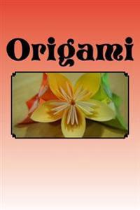 Origami: 150 Page Lined Notebook / Journal