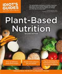 Idiot's Guides Plant-Based Nutrition