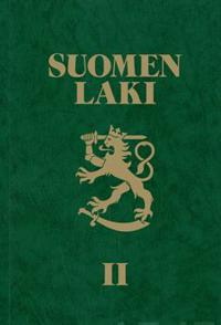 Suomen Laki Kirja