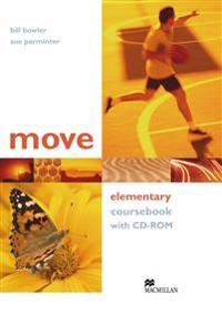 move Elementary.Coursebook with CD-ROM