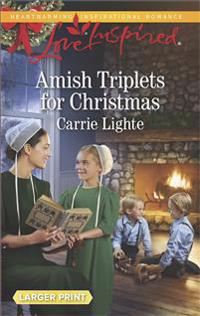 Amish Triplets for Christmas