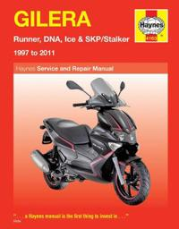 Haynes Gilera Scooters Service and Repair Manual