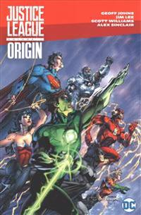 Justice League by Geoff Johns Set 1