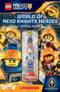 World of NEXO Knights Official Guide
