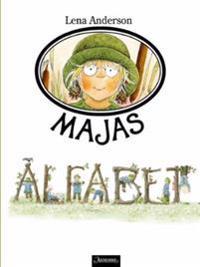 Majas alfabet - Lena Anderson - böcker (9788203262937)     Bokhandel