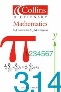 Collins Dictionary of - Mathematics