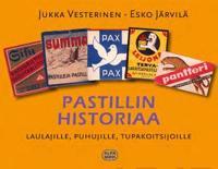 Pastillin historiaa