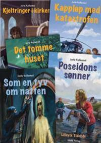 Lillevik Tidende-serie 1-5