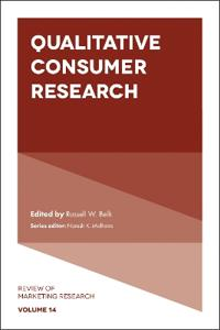 Qualitative Consumer Research