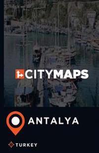 City Maps Antalya Turkey