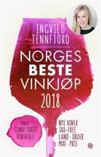 Norges beste vinkjøp 2018