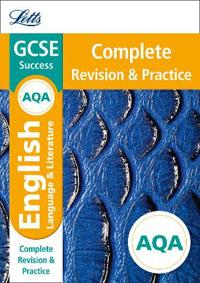AQA GCSE English Language and English Literature Complete Revision & Practice