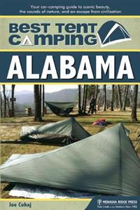 Best Tent Camping, Alabama